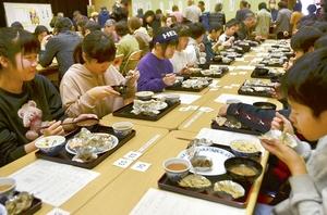 「川島ごぼう」多彩な料理…