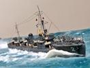 「甲板で躍動する水兵の声が聞こえる…」大学生モデ…