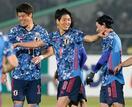 サッカー日本、キルギスに2―0