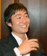 川口成彦さん、2位入賞