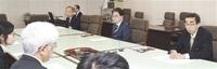 「新幹線前進させる」 県当初予算案 知事査定始まる