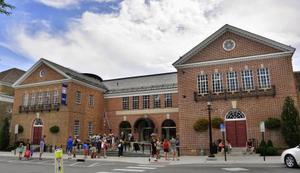 米国野球殿堂博物館=米ニューヨーク州クーパーズタウン(共同)