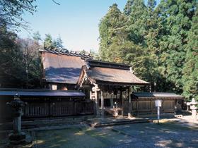 若狭姫神社と二社合わせて、若狭一の神社と呼ばれる