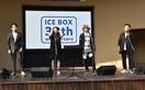 「冷たいキス」ICE BOX、25年ぶり再結成