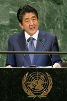 首相「自由貿易の旗手」へ決意