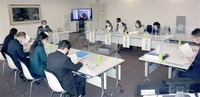 福井城址の活用策年内に方向性提示 懇話会委員が意見交換