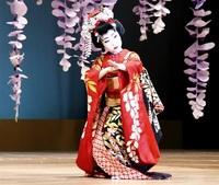 日本舞踊16演目30人優雅に披露 福井で花柳流双福会