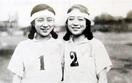 陸上で快記録 双子姉妹「白百合と紅ばら」寺尾正…