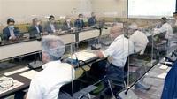 越前たけふ駅 周辺整備事業 「可能性見いだす段階」 戸田建設、市会有志に説明 つながる北陸新幹線