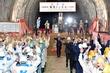 崩落事故の北陸新幹線トンネル貫通