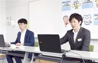 嶺南企業、ネットでPR 合同説明会開始、あすも