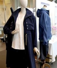 「運動+余暇」コンセプト 県内繊維5社 アスレジャー衣類開発 14、15日 東京で生地の魅力発信