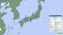 台風、県内18日朝にかけ最接近