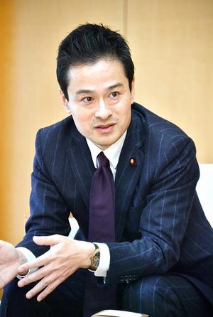 分党に「日本のため何をすべきか…」