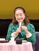 阿木燿子さんヒット曲の作詞術披露