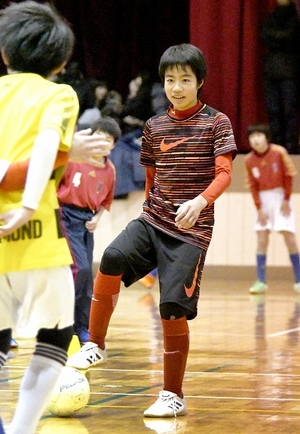 JFAアカデミーに福井から合格