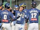 9回に4点、福井がサヨナラ勝ち