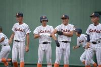 【写真】高校野球、敦賀気比ー坂井