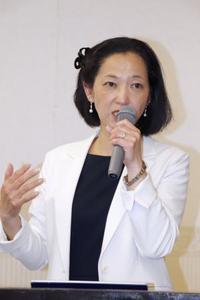 猿橋賞に東北大の梅津理恵さん