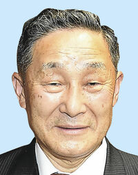 会長選 冨田氏が初当選 無投票 「組合員所得向上を」 JA県5連