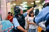 香港、社会分裂が深刻化