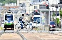 福井県内酷暑「死んじゃいそう」