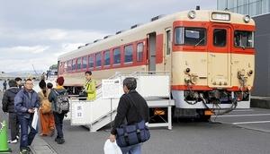 気動車「キハ28形」購入へ予算