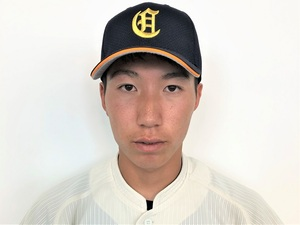 福井出身、橋本侑樹投手がプロ志望届