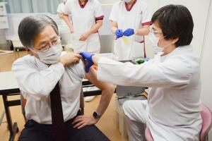 コロナ ワクチン 先行 接種 病院