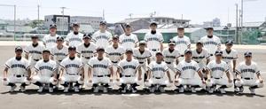 第101回全国高校野球選手権福井大会に出場する福井商業