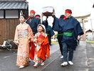 敦賀で五穀豊穣願い伝統の「初午」