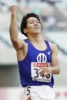 北川貴理選手「自分だけの目標を」