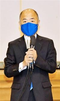 奈良氏、実績訴え届かず 4期16年無念「私の力不足」 越前市長選