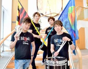 「ブラスト!」が7月福井で公演