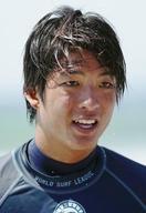サーフィン、五十嵐が日本人初V