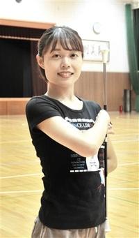 互いを思いやって、成長できた バトントワーリング世界大会 双子ペアで優勝 池田遥香さん 時の人ふくい