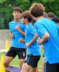 サッカー、浦和と川崎が最終調整