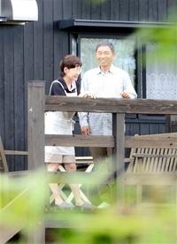 夫婦で移住 自然囲まれ農家民宿 ふくいを生きる 第10景 シニア(4)