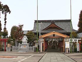 歴史と伝統ある總社和田八幡宮へ参拝
