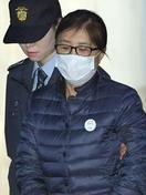 韓国前大統領の親友に25年求刑