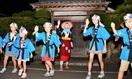 伝統の踊り心ゆくまで 坂井・舟寄踊 住民ら満喫