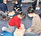 コロナ感染防ぐ救命活動法学ぶ 福井で講習会