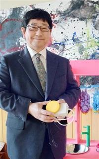 名物先生ありがとう 教えに情熱、工夫凝らし 奥越特別支援学校教諭・齋藤亮一さん 指導法の助言にも力