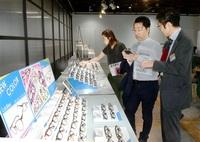 8ブランドが新作眼鏡 ハグ・オザワ(福井) 東京で初の単独展示会