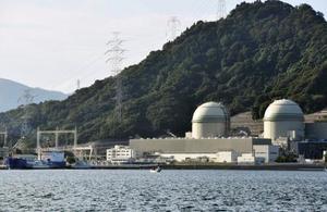 関西電力「早期完成へ努力継続」