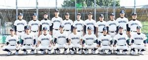 第100回全国高校野球選手権記念福井大会に出場する若狭