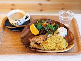 週末はかわいいおうちカフェ