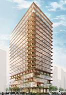 国内最大70mの木造ビル建設へ