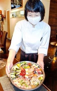 団らんにプロの味を 敦賀 32店「おうちでお店ごはん」 和洋中 オードブルを割り引き