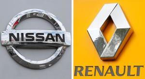 日産自動車とルノーのロゴマーク